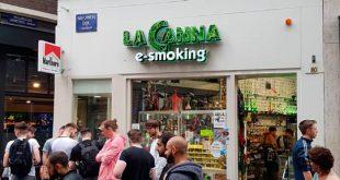 Sobre la venta de marihuana en los estancos