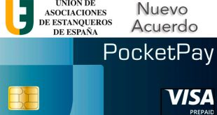 PocketPay llega al estanco, en exclusiva