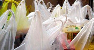 Prohibidas las bolsas de plástico ligeras y muy ligeras