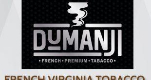 ¿Conoces la nueva Shisha DUMANJI? French Premium Tobacco