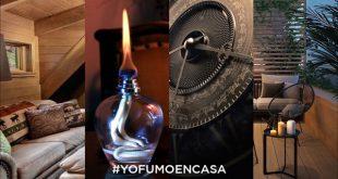 Cómo disfrutar de tus cigarros en casa – #yofumoencasa