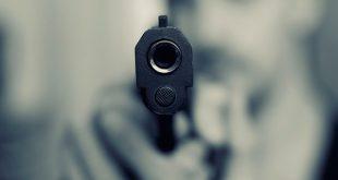Robo a tiros en estanco de Barcelona