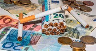 Alarmante aumento de la falsificación de cigarrillos en la UE